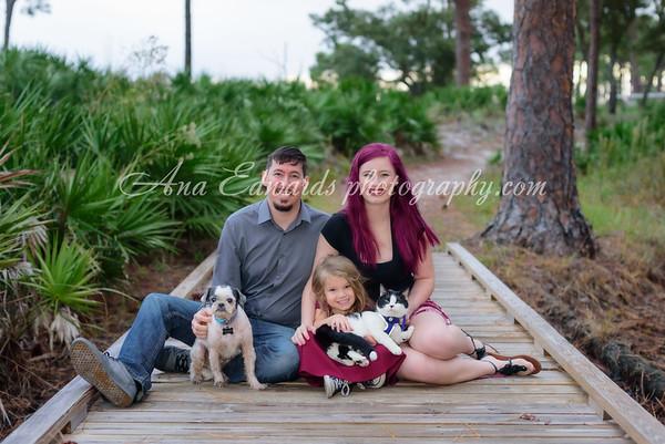 Ashley's family  |  Panama City Beach