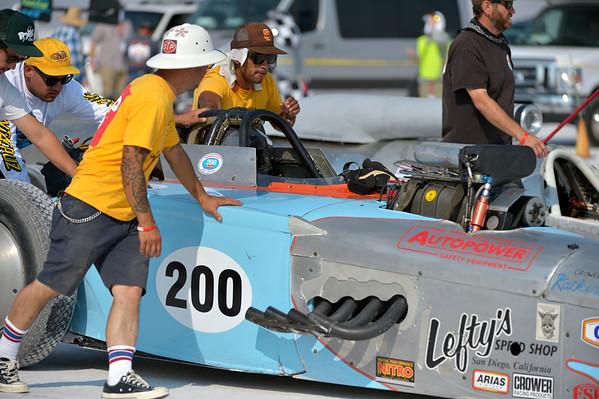Bonneville Speed Week 2018 (Racers, Friends, Fans & Cars).