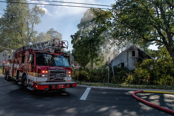 Manchester 81 Jarvis Rd. dwelling fire