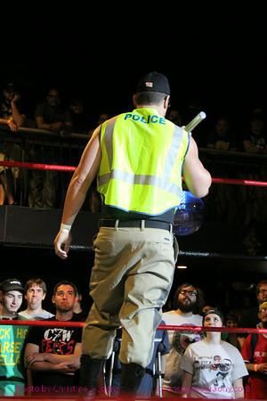 Team Tremendous vs Officer Colt Cabana & Supercop Dick Justice