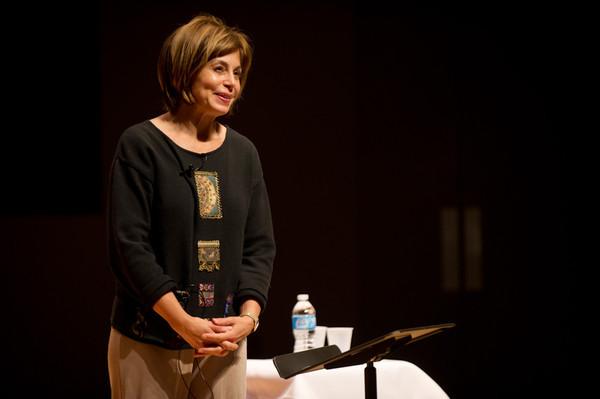 10/9/12 JoAnn Falletta Speaking to Music Forum Class
