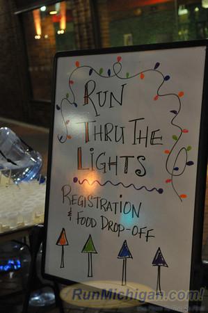 2012 Gazelle Sports Run Through the Lights