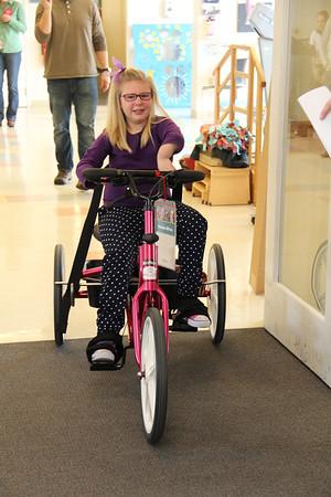 Maddie's Bike 1.31.14