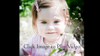 VIDEO ~ Baby Anika First Birthday Cake Smash Session-Public Gallery