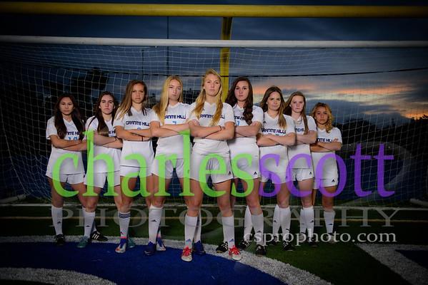 GHHS Girls Soccer 2017