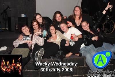 Burn - 30th July 2008
