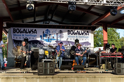 Big Daddy O' - Bogalusa Blues & Heritage Festival - 09-28-2018