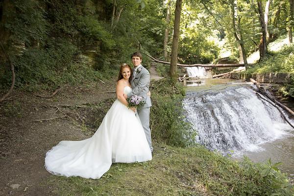 Karissa & Nick   Fountain Mills Event Center Wedding