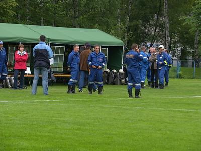 RATOWNICY GÓRNICZY - zawody 2006-06-03