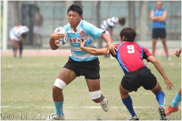 2010大專盃15s-甲組-台灣體院vs長榮大學(NTCPE vs CJU)