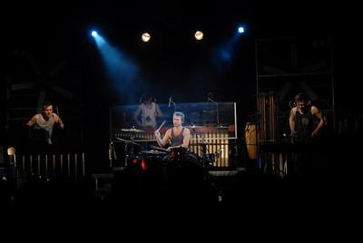 Marimba Drums