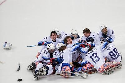 Sled Hockey