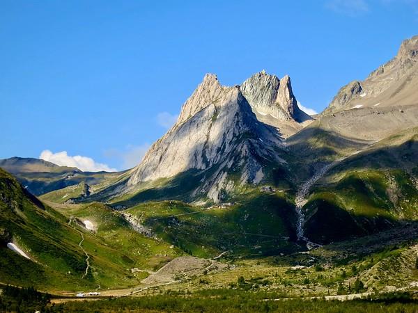 Les Alpes et la Liguria