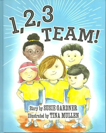 Suzie Gardner's Book 123 Team