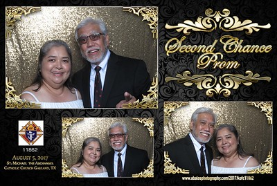 St. Michael's Second Chance Prom Photo Booth