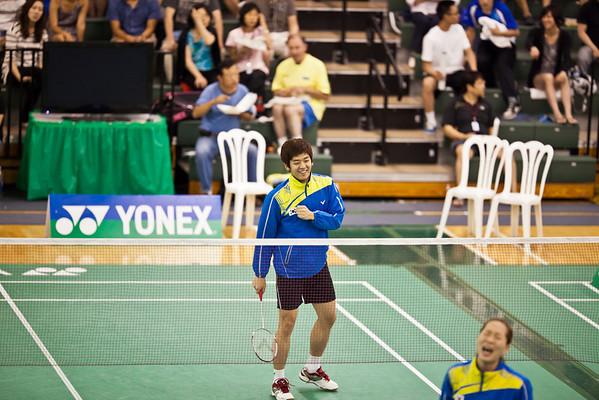 US Open Badminton Finals 7.16.2011