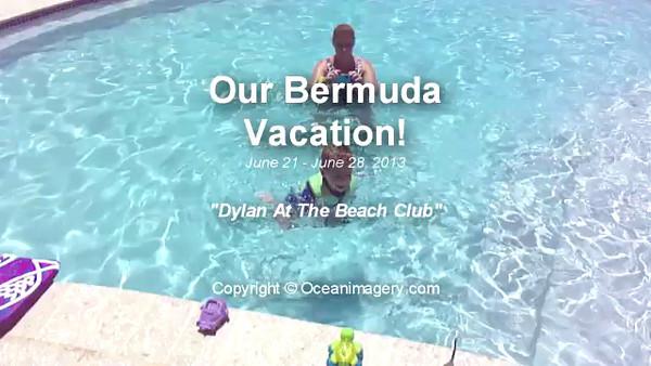 20130705 Bermuda, HS - Dylan At The Beach Club