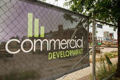 Commercial Development- Hendler Creamery site 8-2018
