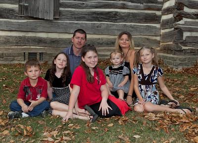 Jamie, Justine and The Kids