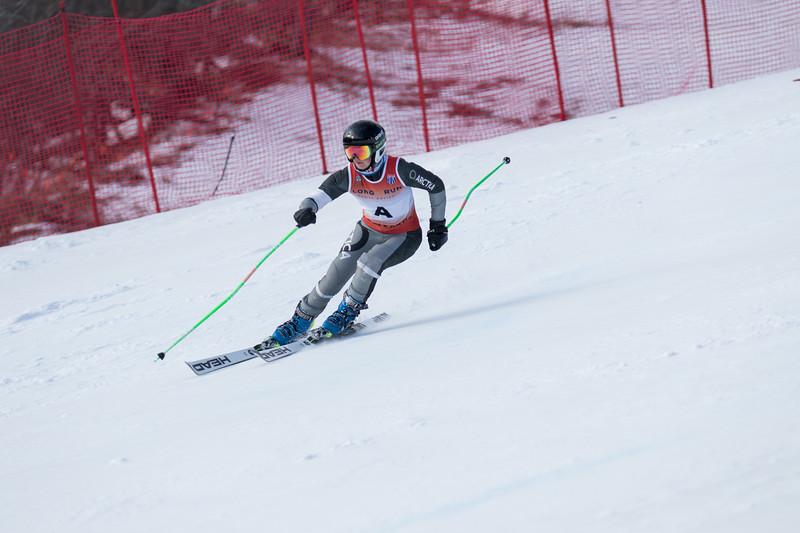 FIS GS Whiteface Alpine Race 1/28/18