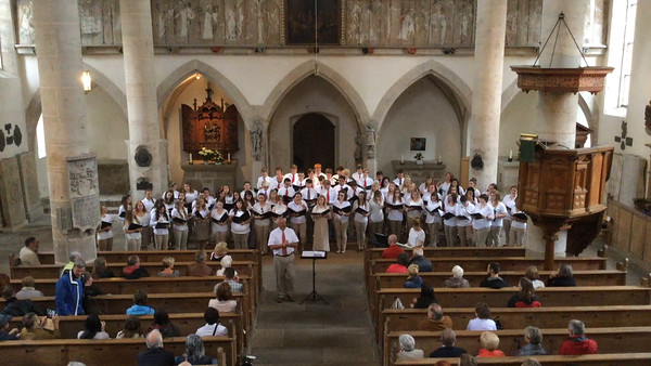 Rothenburg, Germany (Chorus)
