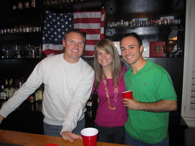 JG, Jen, Chris