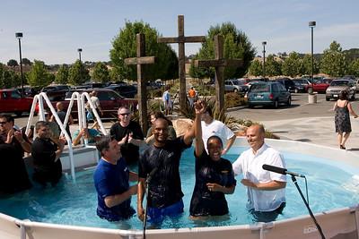 Baptism - June 3, 2007