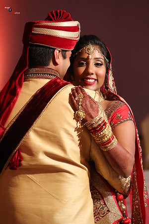 VIBHA AND JAY WEDDING CEREMONY 2
