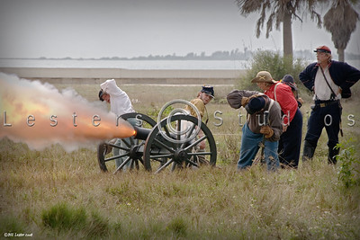 Fort DeSoto Battle of Ballast Point Reenactment 2008