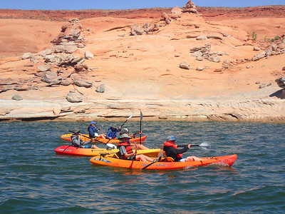 Sixth Grade Lake Powell Outdoor Ed