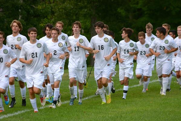 JV Soccer v Pope John