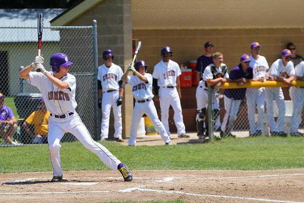 Baseball vs. Battle Creek St. Philip - 5/30/14 - KCHS