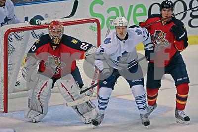 12/27/2011 - Toronto Maple Leafs vs. Florida Panthers - Bank Atlantic Center, Sunrise, FL