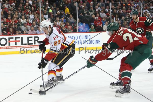 Wild vs Calgary Flames - 3.27.15
