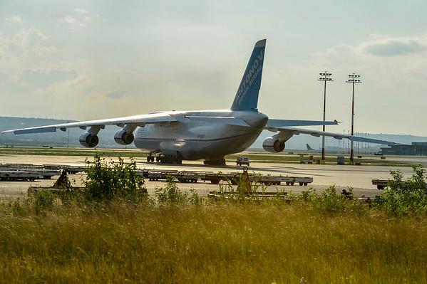7 2013 Juily 23 Antonov AN-124*