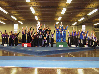 2006 Polar Bear Meet : Session 1 Team Photos & Awards