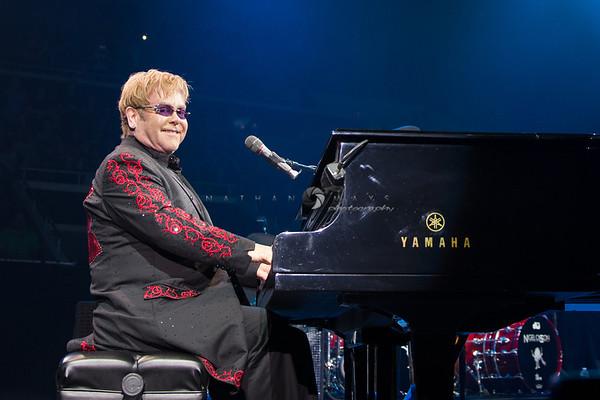 Elton John @ Freedom Hall