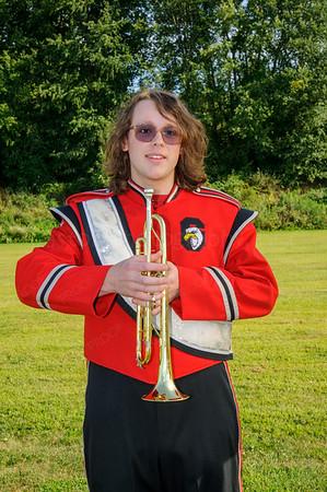 Marching Band individuals