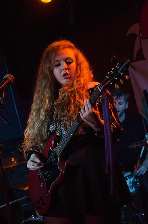 Mildred's Umbrella Theatre's Women Rock Benefit Concert