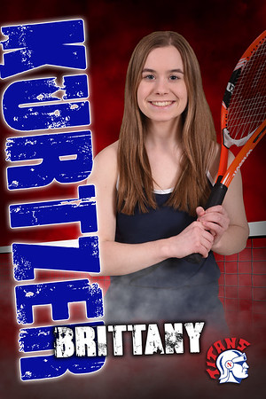 Tennis Senior Banners