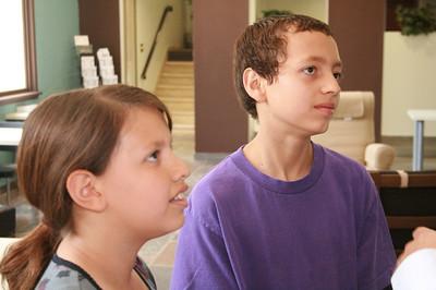 JOEY & VIVA SANDOVAL'S BAPTISM • 05.16.10