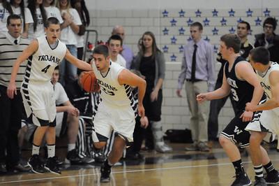 2013-14 McDowell Boys Basketball