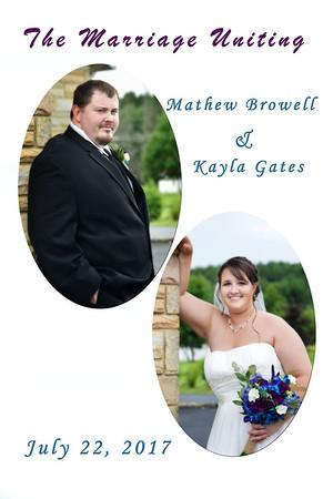 Kayla & Mathew Browell