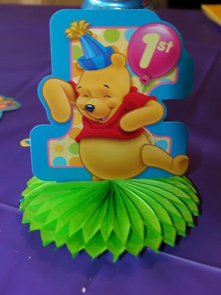 Abby's First Birthday