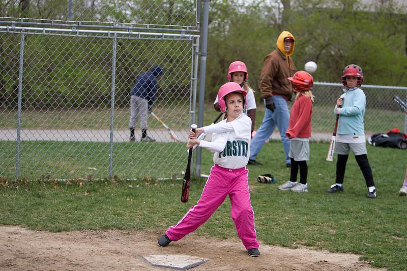 Forsyth Baseball 4-12-2008