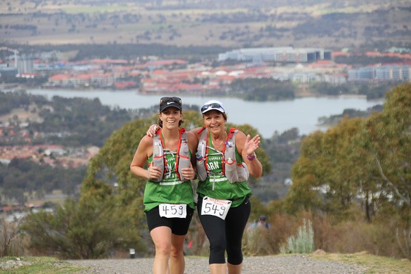 Sri Chinmoy Canberra Trail Ultra (104km), Sunday 24 September 2017
