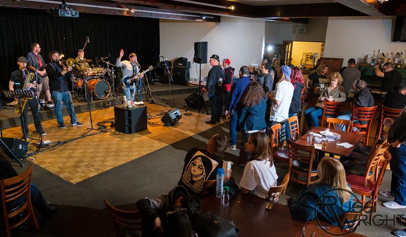 Stereo Freakout (SFO) at The Englander, San Leandro, CA. 2020
