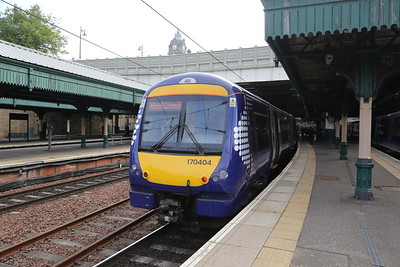 tctours2016 episode 21 - Inverness by train....