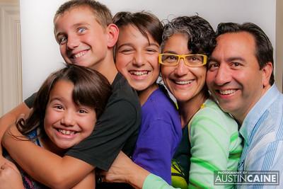 Luisa Garcia-Pardo & Family