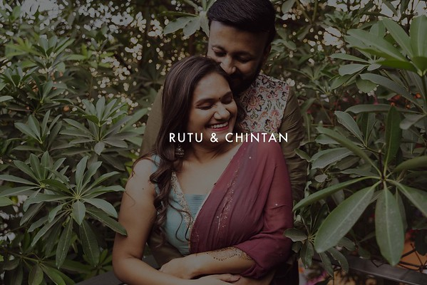Rutu and Chintan | Ahmedabad